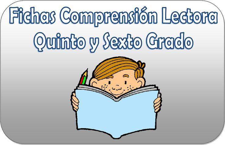 Fichas de lecturas para la comprensión lectora de 5° y 6° de primaria - http://materialeducativo.org/fichas-de-lecturas-para-la-comprension-lectora-de-5-y-6-de-primaria/
