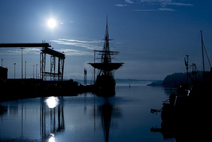 Norrtälje harbour