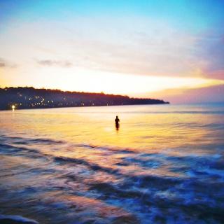 @ Jimbaran beach Bali