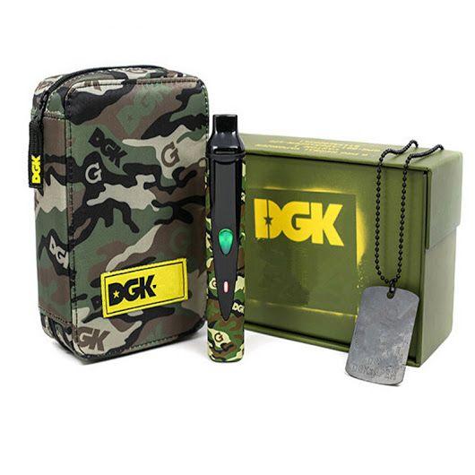 Snoop Dogg Herbal vaporizer Dry Herb Vaporizer Travel Kit Kits Gpen DGK Atomizer E Cig Electronic Cigarette Coil Coils Pro Gpro - Urban Vape Store