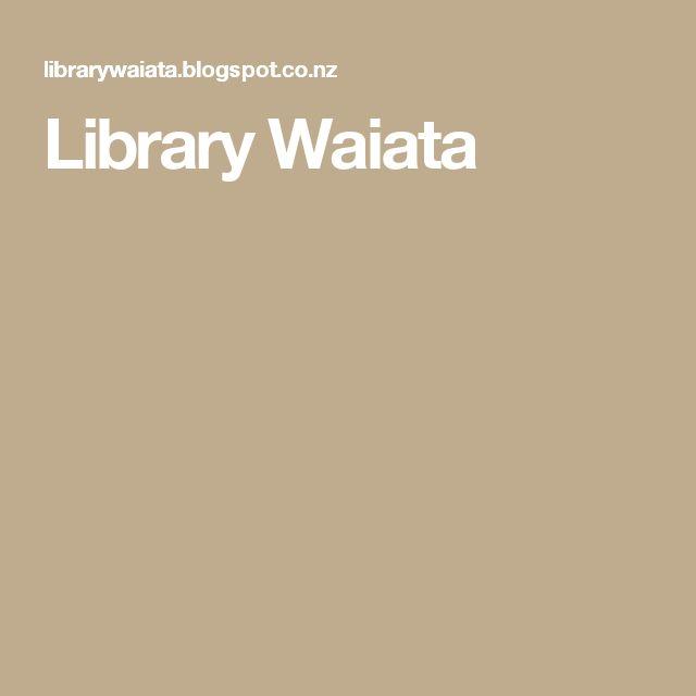 Library Waiata