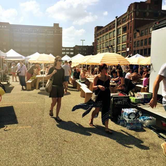 Cleveland Flea event is one of the TOP local events!