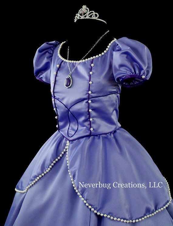 Sofia+Costume++Two+Versions+by+NeverbugCreations+on+Etsy,+$1100.00
