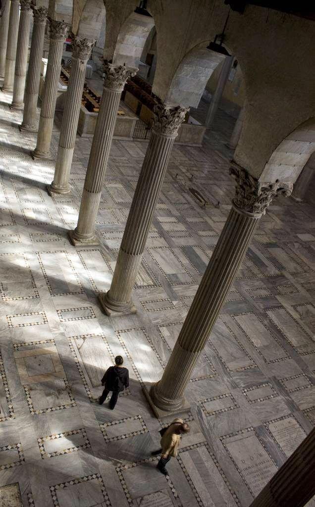 La basílica de Santa Sabina - Por el Amor del Art-E