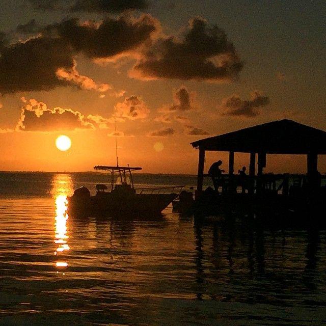 #Sunset #Bahamas #NoFilter