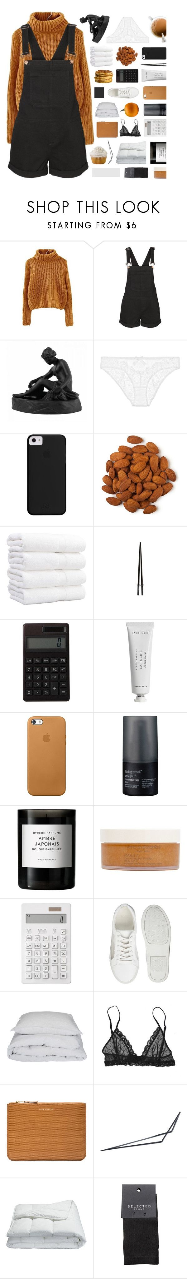 """I DON'T PLAY BY THE RULES"" by city-pool ❤ liked on Polyvore featuring Vero Moda, Wedgwood, L'Agent By Agent Provocateur, Muji, Byredo, Living Proof, African Botanics, ASOS, By Nord and Eberjey"