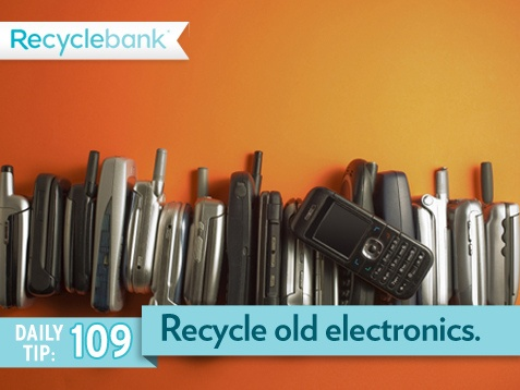 Electronics Donation and Recycling