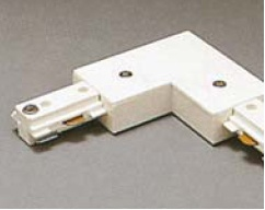 "TR2131 Two Circuit ""L"" Connector with Power Feed  Item# TR2131  Regular price: $30.00  Sale price: $21.90"