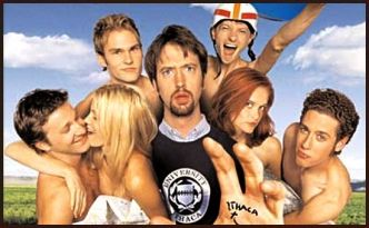 Road Trip (2000) full movie with English subtitles. IMDb: 6.5 Four friends take off on an 1800 mile road trip to retrieve an illicit tape mistakenly mailed to a girl friend.