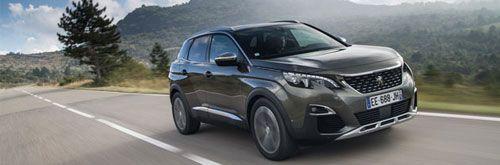 Galerie: Test Peugeot 3008