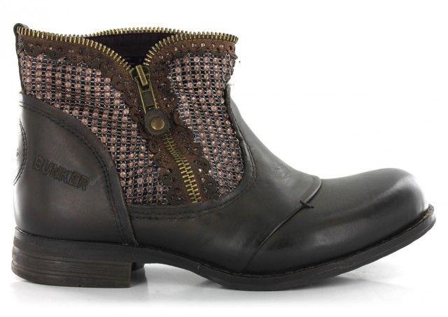Bunker CIR SMOKY - Bottines / Boots