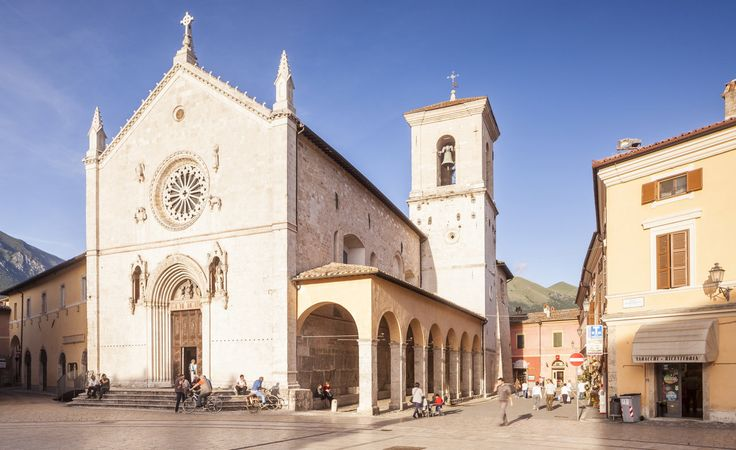 """""""The monks are all safe, but our hearts go immediately to those affected, say the Benedictine monks of Norcia."""