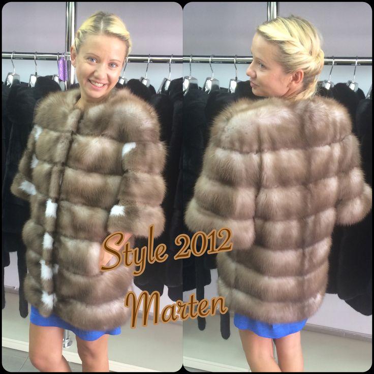 Marten Fur Model (2012F)