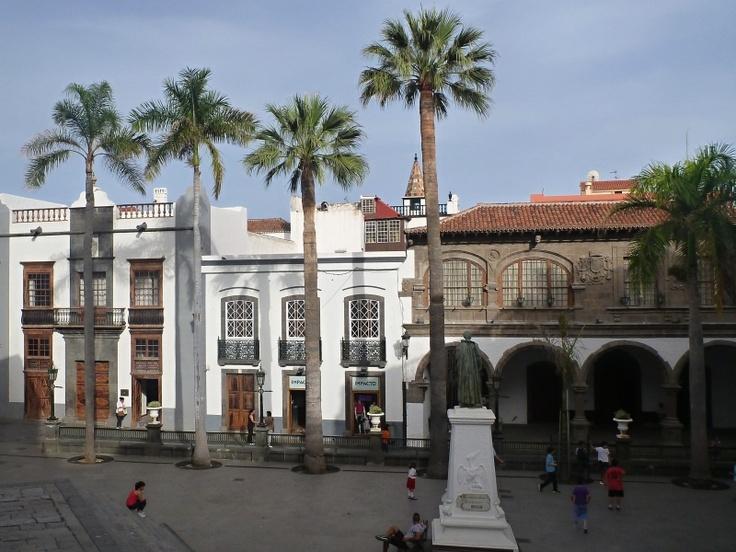 La Palma: Santa Cruz