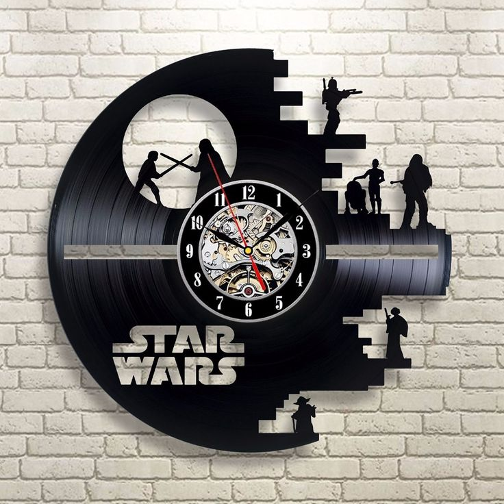 Like and Share if you want this  Star Wars Death Star Darth Vader Princess Leia Master Ioda Movie Characters Vinyl Record Design Wall Clock     Tag a friend who would love this!     FREE Shipping Worldwide     Buy one here---> http://starwarsfansclub.com/star-wars-death-star-darth-vader-princess-leia-master-ioda-movie-characters-vinyl-record-design-wall-clock-decorate-your-home/