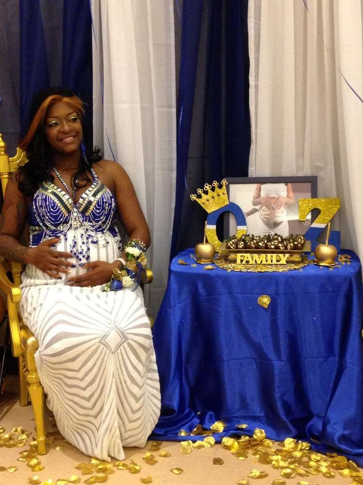 130 best images about Royal Blue & Gold Prince Baby Shower
