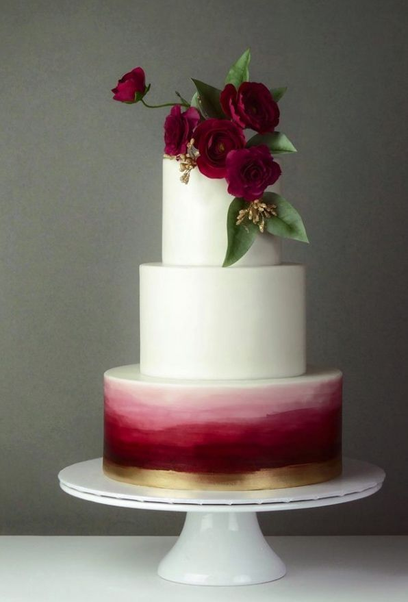 Featured Wedding Cake:Crummb;http://crummb.com; Wedding cake idea.