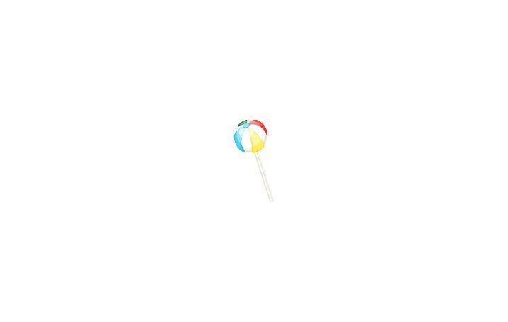 Lollipop Vector Image #lollipop #summer #snacks  http://www.vectorvice.com/summer-snacks-pack