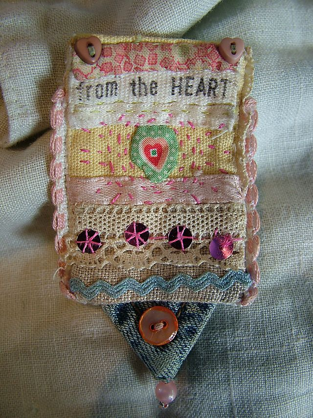 """""""from the Heart"""" medal"""