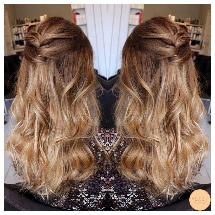 Enkel håruppsättning till midsommar och fest och tips på styling