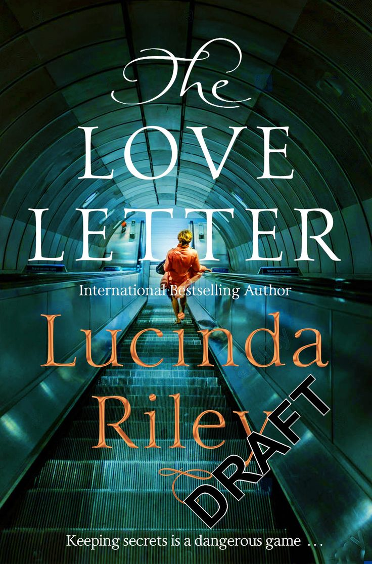"""Free Advance Reading Copies of Lucinda Riley's upcoming book """"The Love Letter"""" (part thriller, part love story) - exclusively from @Jellybooks and Pan Macmillan for test readers in the UK, Ireland, Australia, New Zealand and South Africa - click on the cover to claim your copy and be the first to read this great book! Happy reading!"""