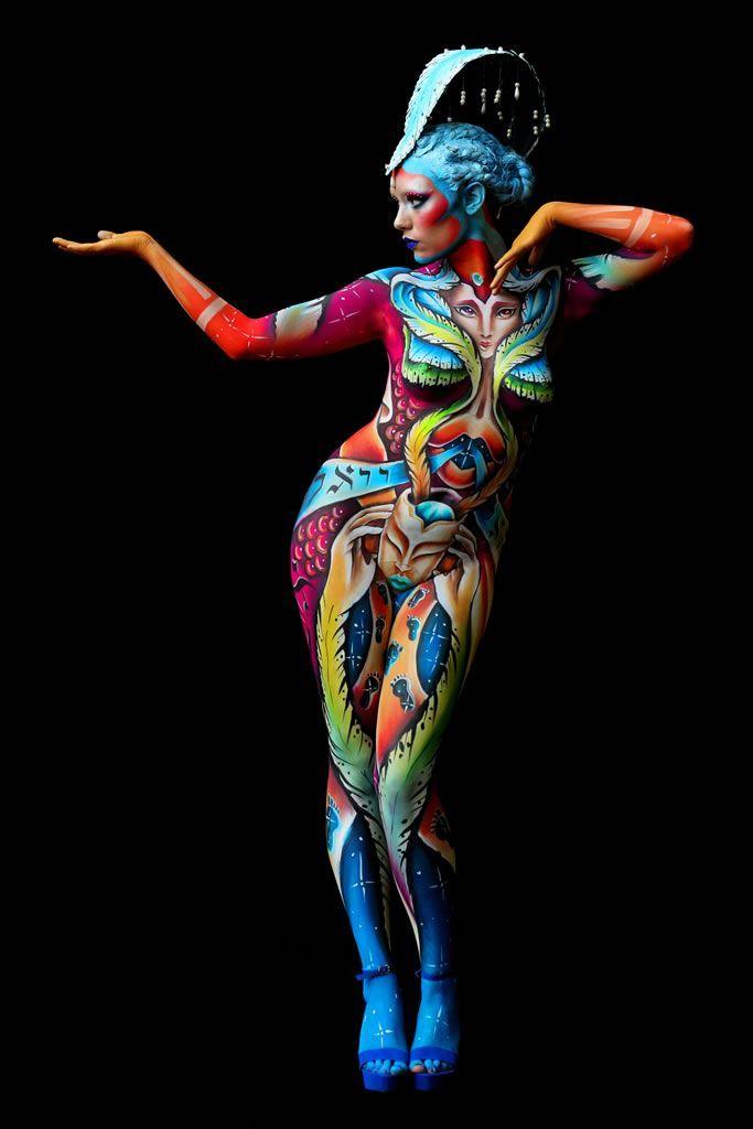 Bodypainter Pittrice Pitture Murali Marzia Bedeschi World Bodypainting Fest Hobbies Body Paintin In 2020 Body Painting Body Art Painting World Bodypainting Festival