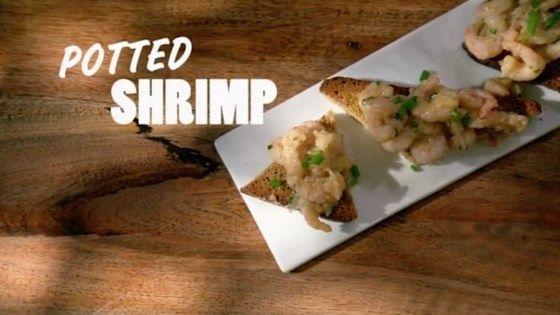 Potted shrimp