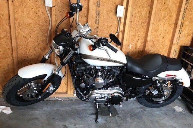Ebay 2018 Harley Davidson Sportster Like New 2018 Sportster Custom