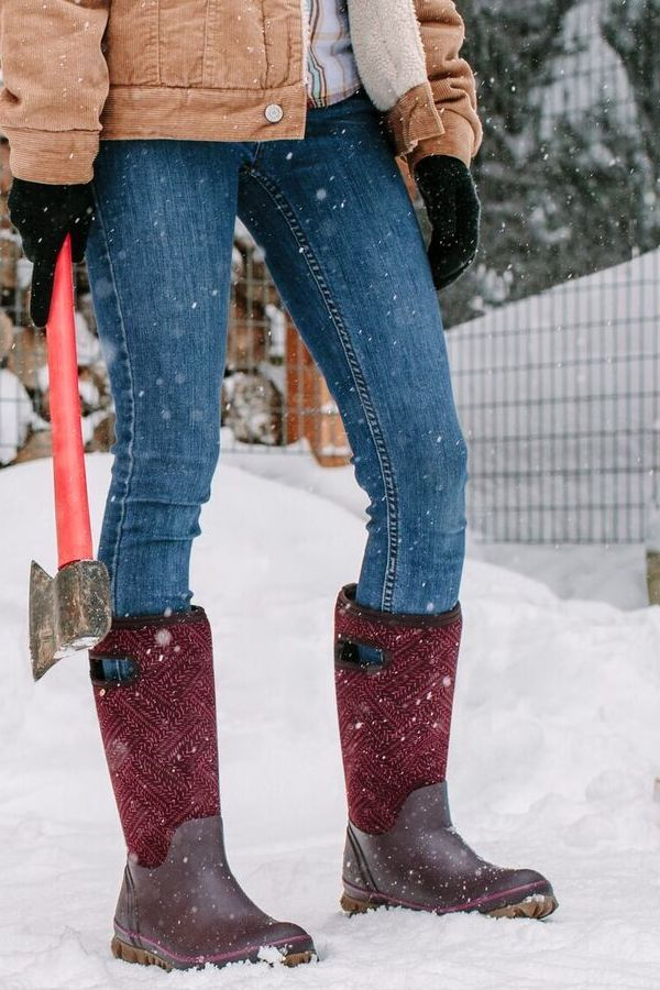 Winter fashion boots, Mens winter boots