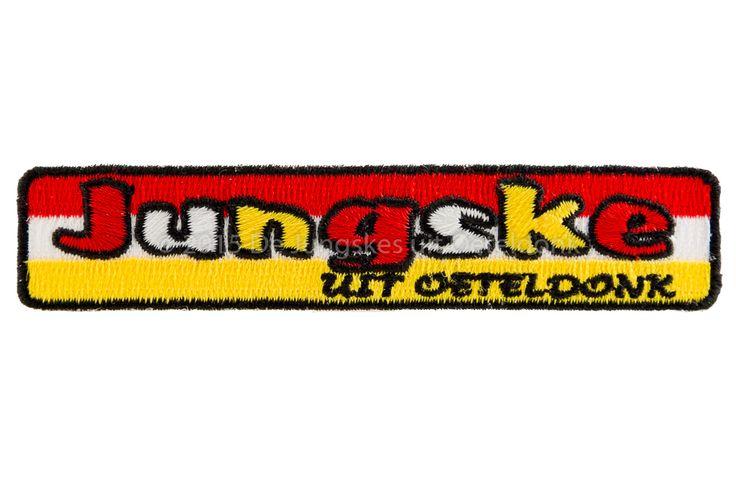 Bende gij un Jungske uit Oeteldonk, dan hoort deze op oew Jeske of kiel!