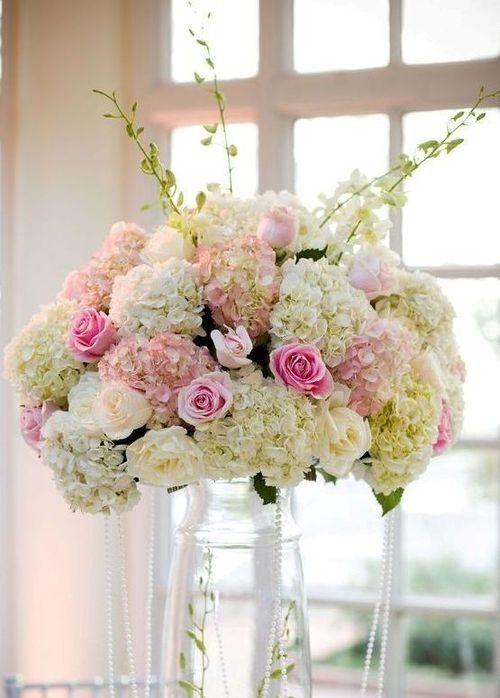 Flores la decoración mas bella y natural!