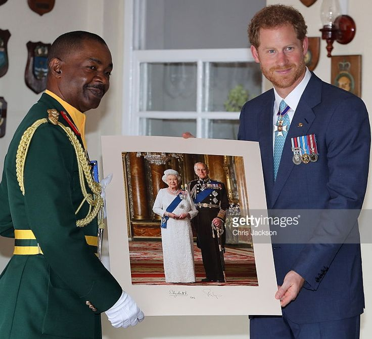 BRIDGETOWN, BARBADOS - NOVEMBER 30: Prince Harry attends a Toast to the Nation Event on day 10 of an official visit to the Caribbean on November 30, 2016 in Bridgetown, Barbados. Prince Harry's visit to The Caribbean marks the 35th Anniversary of Independence in Antigua and Barbuda and the 50th Anniversary of Independence in Barbados and Guyana.