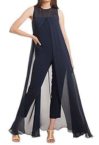 RedExtend® Women's Dark Blue Casual Chiffon Splice Jumpsu... https://www.amazon.co.uk/dp/B01H3MLLDW/ref=cm_sw_r_pi_dp_x_BTvjybA892DZT