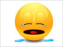 Emotion Face Stock Photo