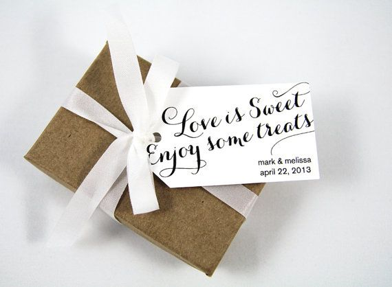 Wedding Favor Tags Sayings : ... TagsMedium SizeWedding TagWedding Favor TagFavor Tag on
