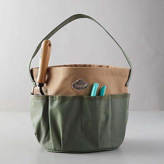 Canvas Garden Utility Bag Tool, Canvas Garden Tool Bag