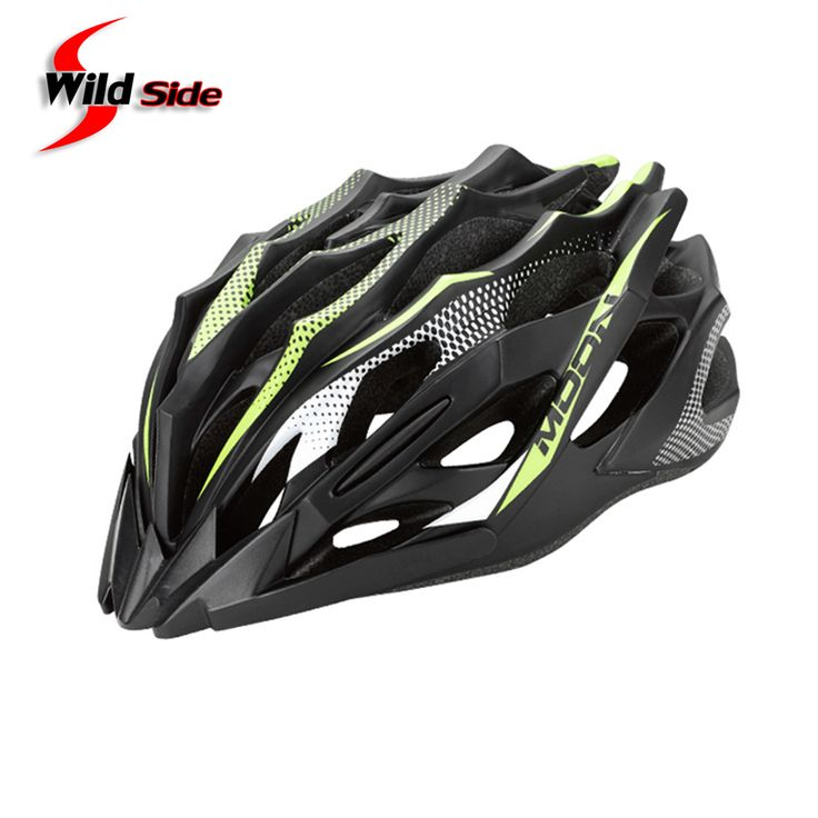 Aliexpress.com : Buy Moon Bicycle Helmet 55 61cm 28 Air Vents MTB Integrally molded Bike Cycling Mountain Cascos Ciclismo Bicicleta Carretera Green from Reliable bicycle saddle suppliers on Wild Side - Cycling