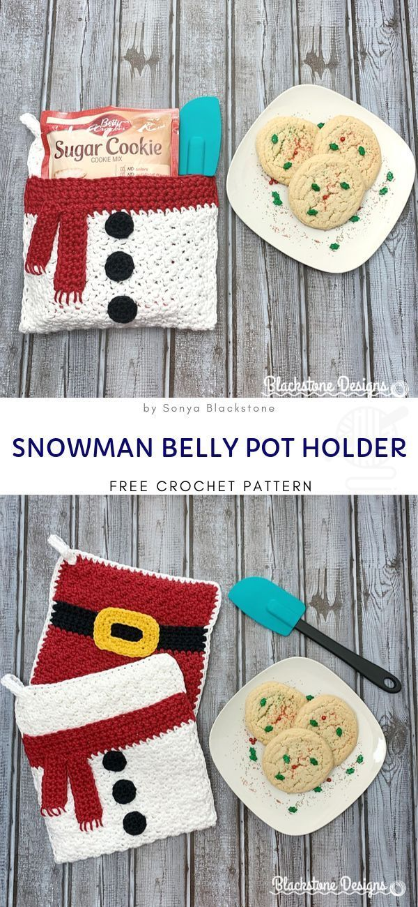 Christmas Pot Holders With Images Crochet Pot Holders Free Pattern Crochet Xmas Gifts Crochet Christmas Gifts