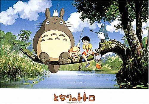 Ensky My Neighbor Totoro Fishing on Tree Jigsaw Puzzle (500-Piece) ensky http://www.amazon.com/dp/B0002YMZRA/ref=cm_sw_r_pi_dp_ZU58wb16T3VP9