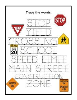 road safety worksheets for kindergarten 1000 ideas about safety rules for kids on pinterest. Black Bedroom Furniture Sets. Home Design Ideas