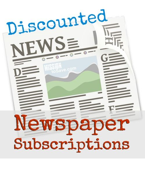 Newspaper Deals is the trusted source for discounted newspaper subscriptions. We get you exceptional pricing and special discount offers on newspaper delivery in your area. Enter your zip code above to get started and save up to 89% on your newspaper subscription!