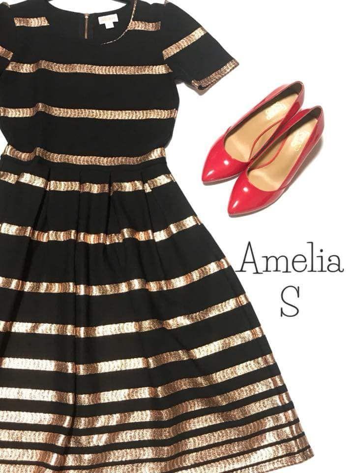 Learn How To Make The Lularoe Dani Dress Shorter Llr