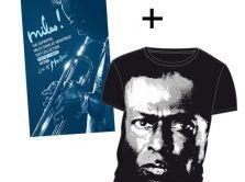 Boxset 10 DVDs - The definitive Miles Davis at Montreux + 1 T.-Shirt Miles Davis on tour 1991