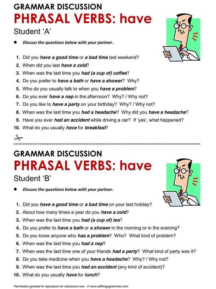 English Grammar Phrasal Verbs with 'have' www.allthingsgrammar.com/phrasal-verbs-have.html