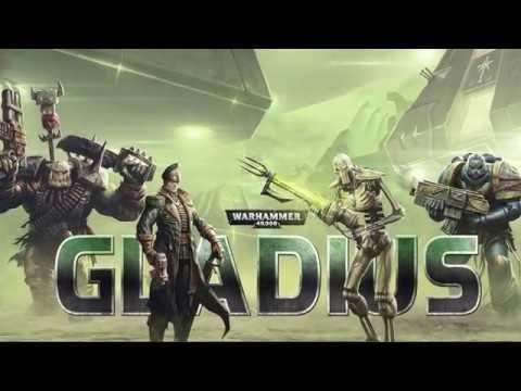 Warhammer 40000: Gladius - Relics of War | Announcement Trailer
