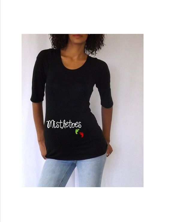 Great, Cute. Funny, Maternity t-shirt/Tee for Christmas . This Tee is perfect to wear for Christmas. Made of cotton/Polyester/Spandex Material,