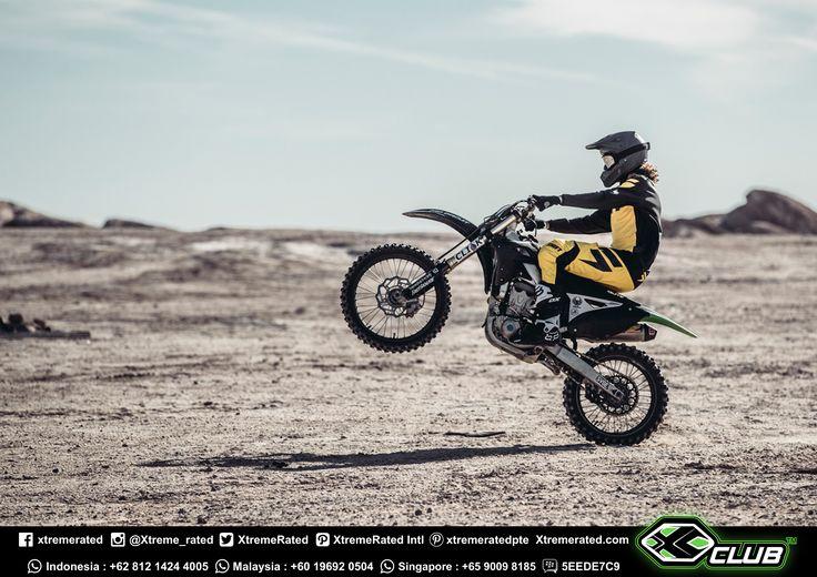 Wheelie with Arik Swan | WHIT3 Label - Ninety Seven |   #xtremerated #xclub #shiftmx #motocross #dirtbike