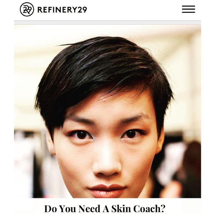 A happy #Monday, indeed! Love seeing one of our favorite sites @refinery29 featuring #SkinAuthority and the new My Skin Authority app! ✨ #happymonday #refinery29 #skincoach #wellness #skincare #app #technology #beauty