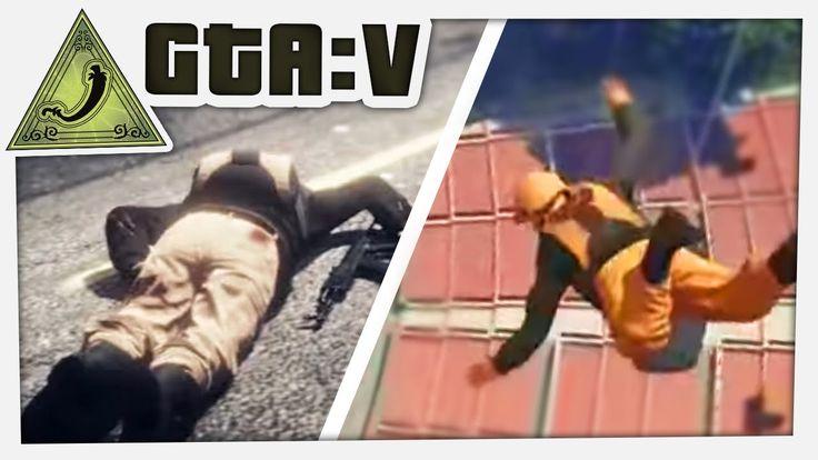 GTA 5 Drop Zone - 4 TEAM MADNESS (Chilluminati Crew)