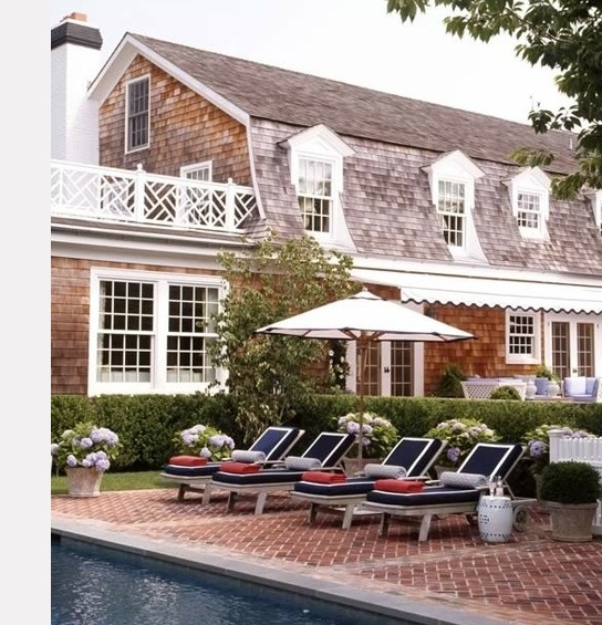 Inspiration For My Hamptons House :)